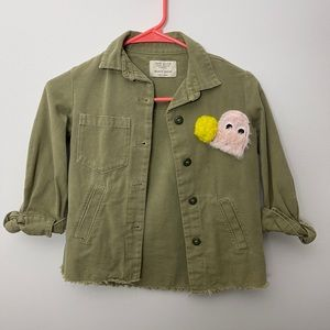 Girls Zara jacket